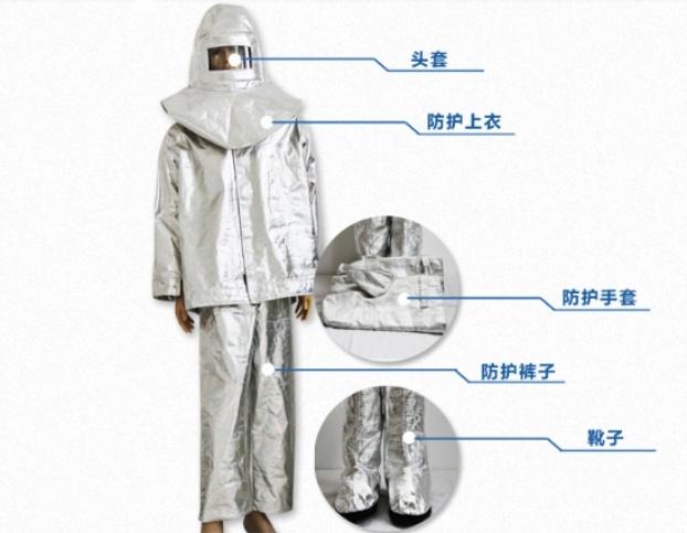 防火隔热防护服