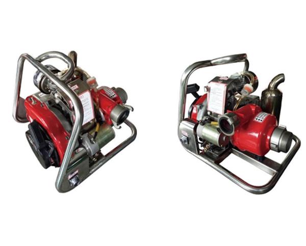 便携式森林消防泵
