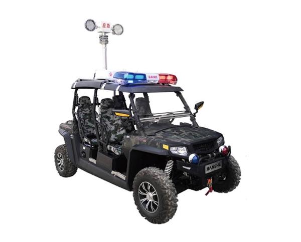 全地形应急救援指挥车
